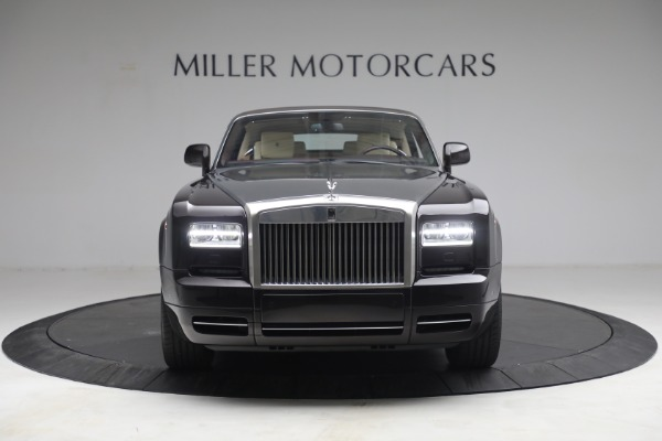 Used 2015 Rolls-Royce Phantom Drophead Coupe for sale Call for price at Pagani of Greenwich in Greenwich CT 06830 13