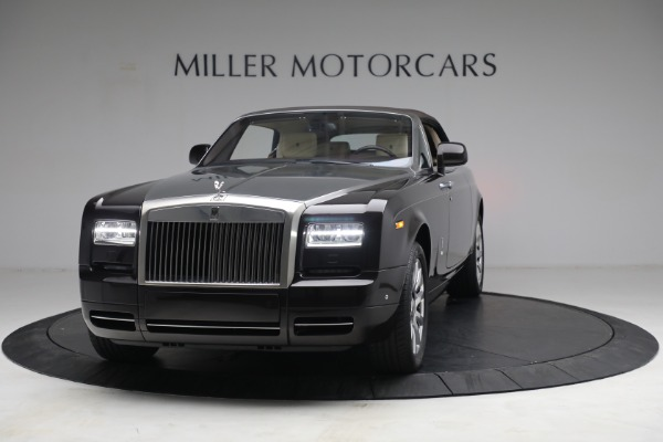 Used 2015 Rolls-Royce Phantom Drophead Coupe for sale Call for price at Pagani of Greenwich in Greenwich CT 06830 14