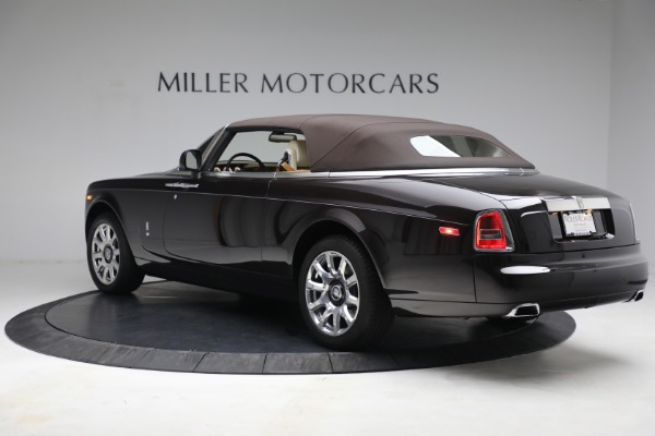Used 2015 Rolls-Royce Phantom Drophead Coupe for sale Call for price at Pagani of Greenwich in Greenwich CT 06830 18