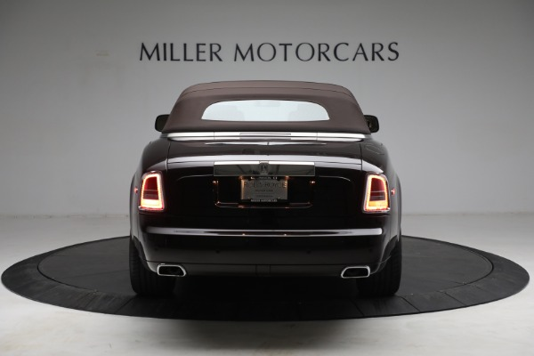 Used 2015 Rolls-Royce Phantom Drophead Coupe for sale Call for price at Pagani of Greenwich in Greenwich CT 06830 19