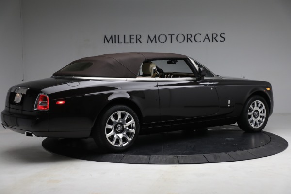 Used 2015 Rolls-Royce Phantom Drophead Coupe for sale Call for price at Pagani of Greenwich in Greenwich CT 06830 21