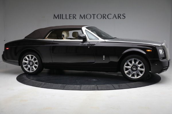 Used 2015 Rolls-Royce Phantom Drophead Coupe for sale Call for price at Pagani of Greenwich in Greenwich CT 06830 23