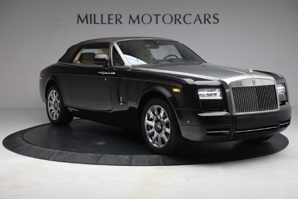 Used 2015 Rolls-Royce Phantom Drophead Coupe for sale Call for price at Pagani of Greenwich in Greenwich CT 06830 24