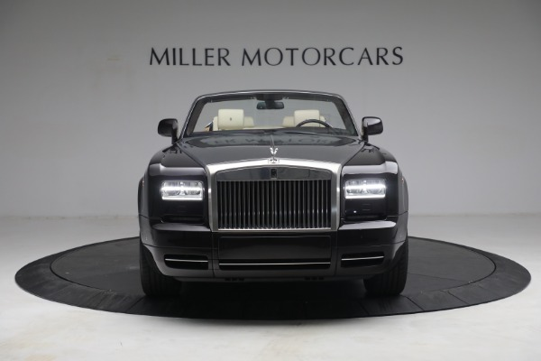 Used 2015 Rolls-Royce Phantom Drophead Coupe for sale Call for price at Pagani of Greenwich in Greenwich CT 06830 3