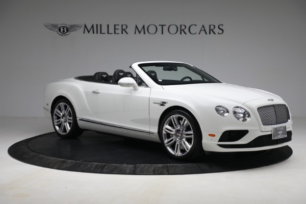 Used 2016 Bentley Continental GT V8 for sale Sold at Pagani of Greenwich in Greenwich CT 06830 10