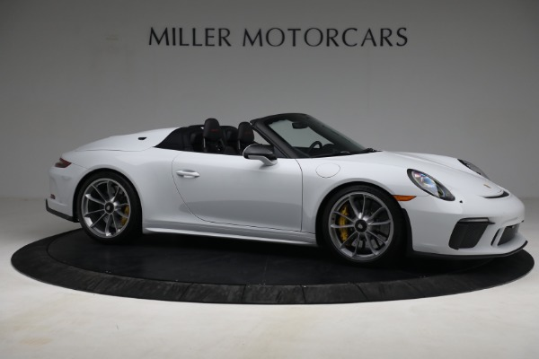 Used 2019 Porsche 911 Speedster for sale $395,900 at Pagani of Greenwich in Greenwich CT 06830 10