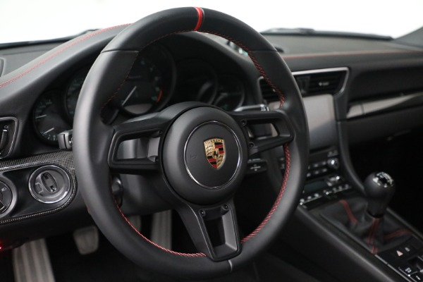 Used 2019 Porsche 911 Speedster for sale $395,900 at Pagani of Greenwich in Greenwich CT 06830 24