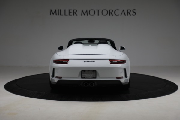 Used 2019 Porsche 911 Speedster for sale $395,900 at Pagani of Greenwich in Greenwich CT 06830 6