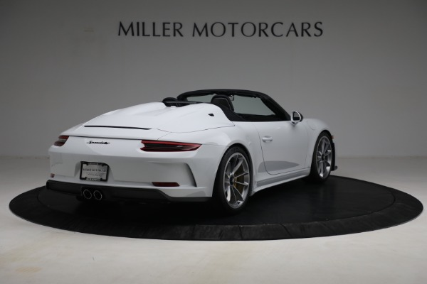 Used 2019 Porsche 911 Speedster for sale $395,900 at Pagani of Greenwich in Greenwich CT 06830 7