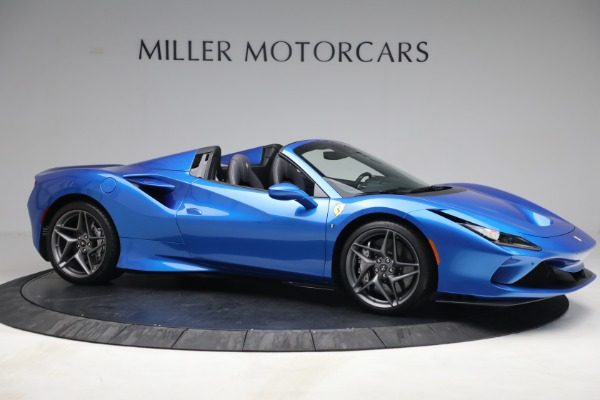 Used 2021 Ferrari F8 Spider for sale $499,900 at Pagani of Greenwich in Greenwich CT 06830 10