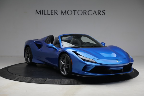 Used 2021 Ferrari F8 Spider for sale $499,900 at Pagani of Greenwich in Greenwich CT 06830 11