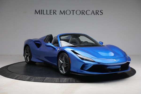 Used 2021 Ferrari F8 Spider for sale $499,900 at Pagani of Greenwich in Greenwich CT 06830 12