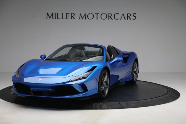 Used 2021 Ferrari F8 Spider for sale $499,900 at Pagani of Greenwich in Greenwich CT 06830 14