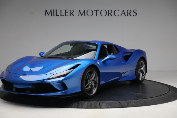 Used 2021 Ferrari F8 Spider for sale $499,900 at Pagani of Greenwich in Greenwich CT 06830 15