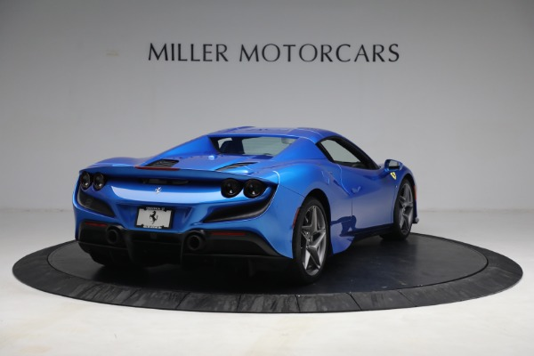 Used 2021 Ferrari F8 Spider for sale $499,900 at Pagani of Greenwich in Greenwich CT 06830 17