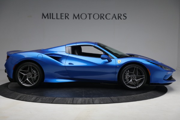 Used 2021 Ferrari F8 Spider for sale $499,900 at Pagani of Greenwich in Greenwich CT 06830 18