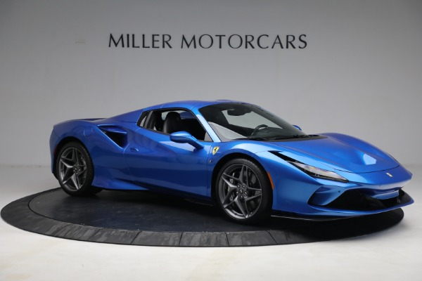 Used 2021 Ferrari F8 Spider for sale $499,900 at Pagani of Greenwich in Greenwich CT 06830 19