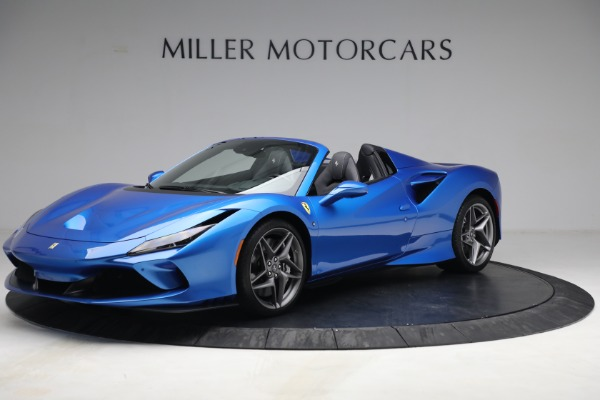 Used 2021 Ferrari F8 Spider for sale $499,900 at Pagani of Greenwich in Greenwich CT 06830 2