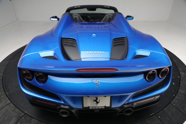 Used 2021 Ferrari F8 Spider for sale $499,900 at Pagani of Greenwich in Greenwich CT 06830 20