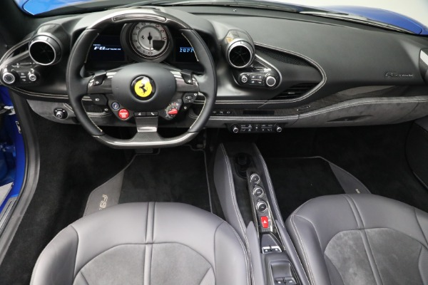 Used 2021 Ferrari F8 Spider for sale $499,900 at Pagani of Greenwich in Greenwich CT 06830 25