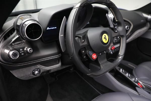Used 2021 Ferrari F8 Spider for sale $499,900 at Pagani of Greenwich in Greenwich CT 06830 26