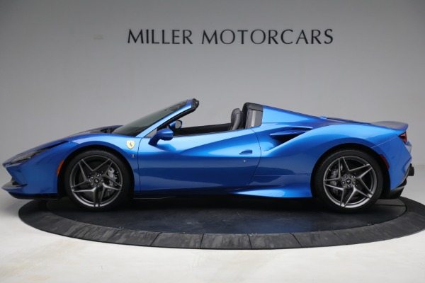Used 2021 Ferrari F8 Spider for sale $499,900 at Pagani of Greenwich in Greenwich CT 06830 3