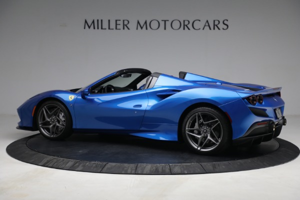 Used 2021 Ferrari F8 Spider for sale $499,900 at Pagani of Greenwich in Greenwich CT 06830 4