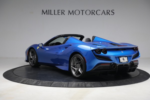 Used 2021 Ferrari F8 Spider for sale $499,900 at Pagani of Greenwich in Greenwich CT 06830 5