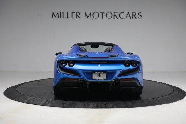 Used 2021 Ferrari F8 Spider for sale $499,900 at Pagani of Greenwich in Greenwich CT 06830 6