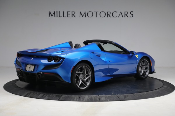 Used 2021 Ferrari F8 Spider for sale $499,900 at Pagani of Greenwich in Greenwich CT 06830 8