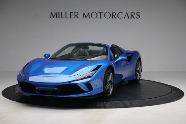 Used 2021 Ferrari F8 Spider for sale $499,900 at Pagani of Greenwich in Greenwich CT 06830 1