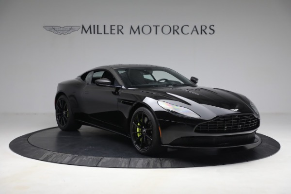 Used 2019 Aston Martin DB11 AMR for sale Call for price at Pagani of Greenwich in Greenwich CT 06830 10