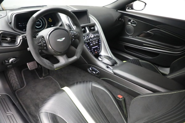 Used 2019 Aston Martin DB11 AMR for sale Call for price at Pagani of Greenwich in Greenwich CT 06830 13