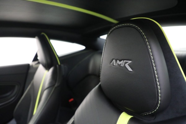 Used 2019 Aston Martin DB11 AMR for sale Call for price at Pagani of Greenwich in Greenwich CT 06830 17