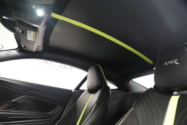 Used 2019 Aston Martin DB11 AMR for sale Call for price at Pagani of Greenwich in Greenwich CT 06830 18