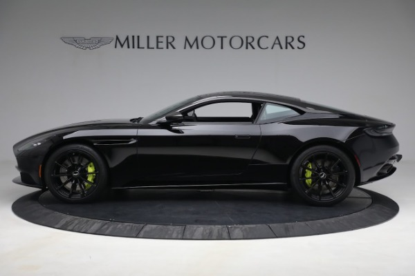 Used 2019 Aston Martin DB11 AMR for sale Call for price at Pagani of Greenwich in Greenwich CT 06830 2