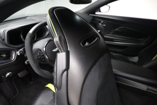 Used 2019 Aston Martin DB11 AMR for sale Call for price at Pagani of Greenwich in Greenwich CT 06830 23