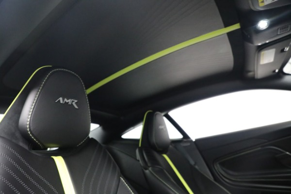 Used 2019 Aston Martin DB11 AMR for sale Call for price at Pagani of Greenwich in Greenwich CT 06830 24