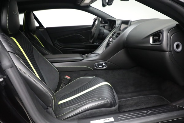 Used 2019 Aston Martin DB11 AMR for sale Call for price at Pagani of Greenwich in Greenwich CT 06830 26