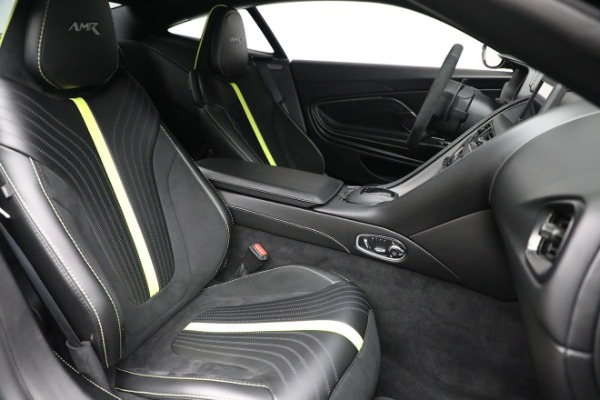 Used 2019 Aston Martin DB11 AMR for sale Call for price at Pagani of Greenwich in Greenwich CT 06830 27
