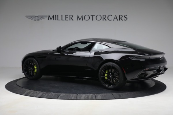 Used 2019 Aston Martin DB11 AMR for sale Call for price at Pagani of Greenwich in Greenwich CT 06830 3