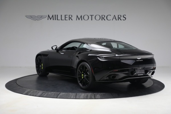 Used 2019 Aston Martin DB11 AMR for sale Call for price at Pagani of Greenwich in Greenwich CT 06830 4