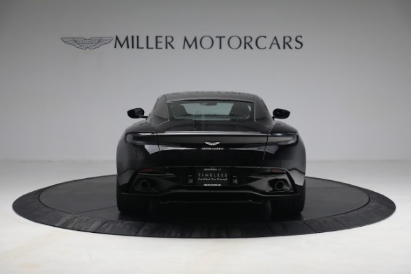 Used 2019 Aston Martin DB11 AMR for sale Call for price at Pagani of Greenwich in Greenwich CT 06830 5