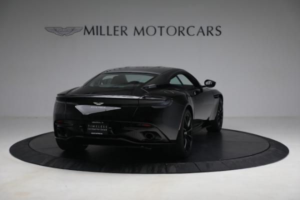 Used 2019 Aston Martin DB11 AMR for sale Call for price at Pagani of Greenwich in Greenwich CT 06830 6