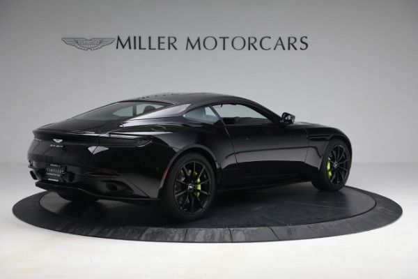 Used 2019 Aston Martin DB11 AMR for sale Call for price at Pagani of Greenwich in Greenwich CT 06830 7