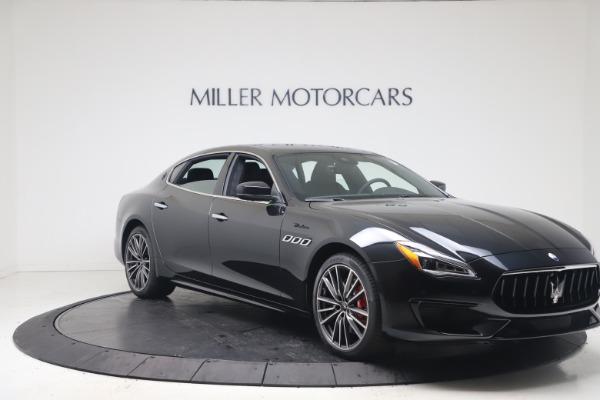 New 2022 Maserati Quattroporte Modena Q4 for sale $128,775 at Pagani of Greenwich in Greenwich CT 06830 10