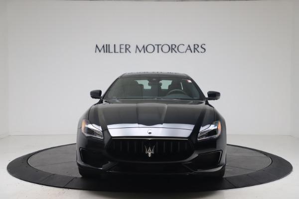 New 2022 Maserati Quattroporte Modena Q4 for sale $128,775 at Pagani of Greenwich in Greenwich CT 06830 11