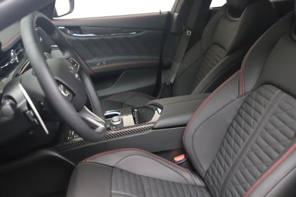 New 2022 Maserati Quattroporte Modena Q4 for sale $128,775 at Pagani of Greenwich in Greenwich CT 06830 13