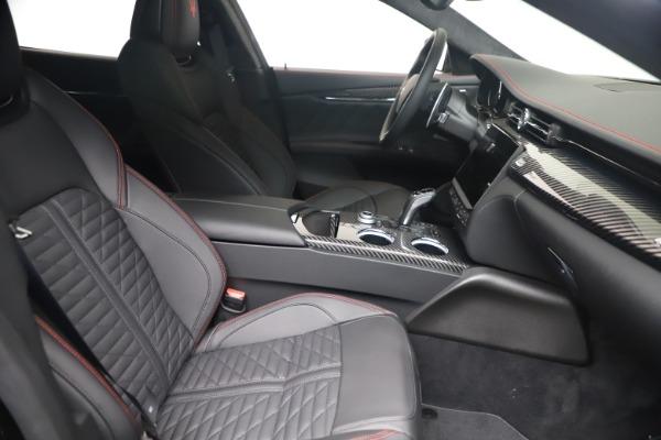 New 2022 Maserati Quattroporte Modena Q4 for sale $128,775 at Pagani of Greenwich in Greenwich CT 06830 18