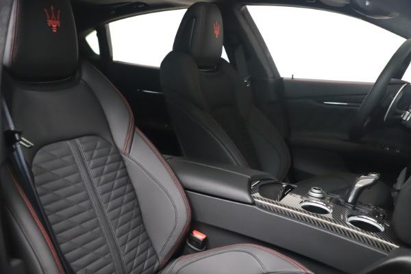 New 2022 Maserati Quattroporte Modena Q4 for sale $128,775 at Pagani of Greenwich in Greenwich CT 06830 19